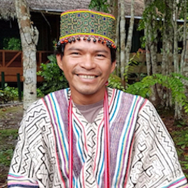 Shipibo Shaman Maestro Fernando Levi, Caya Shobo Ayahuasca Healing Retreat Centre