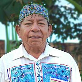 Shipibo Shaman Maestro Onanya Francisco Vasquez, Caya Shobo Ayahuasca Healing Retreat Centre