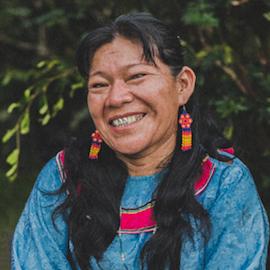 Maestra Maricela Rios Inuma, Caya Shobo Ayahuasca Healing Retreat Centre