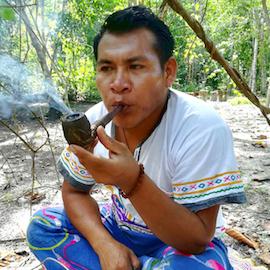 Maestro Shaman Orlando Gonzales Saldaña, Caya Shobo Ayahuasca Healing Retreat Centre