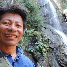 Shipibo Shaman Maestro Pablo Bardales, Caya Shobo Ayahuasca Healing Retreat Centre, Iquitos, Peru